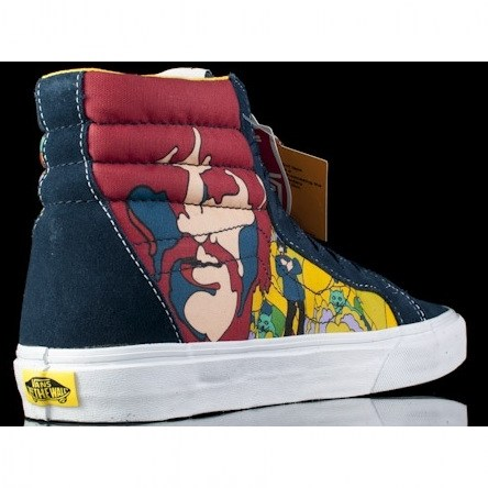 Vans U Sk8 Hi Reissue (The Beatles) Yellow submarine VQG2C6D